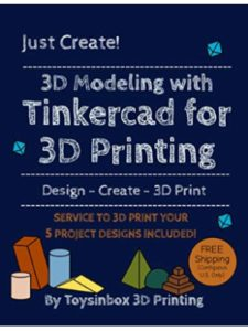 Toysinbox 3D Printing book  3d modelings