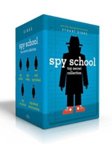 Simon & Schuster Books for Young Readers book series  spy schools