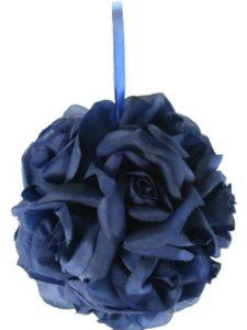 TheBridesBouquet.com bouquet  flower girl balls