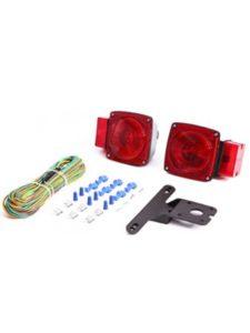 CZC AUTO bracket kit  trailer lights