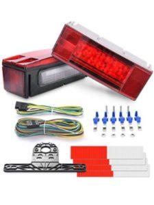 MICTUNING bracket kit  trailer lights