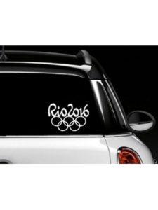 Decor Vinyl Store    brazil summer olympic