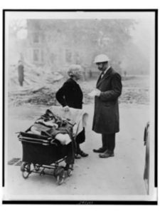 Historic Photographs, LLC british  baby carriages