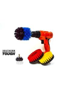Southern Tough brush drill  wheel cleanings