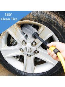 shangfu-team brush drill  wheel cleanings
