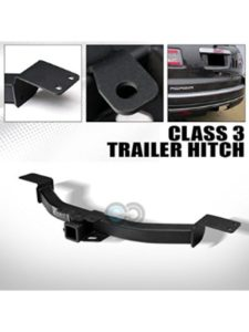 Autobotusa buick enclave  trailer hitch covers