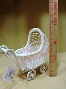 IPC cake topper  baby strollers