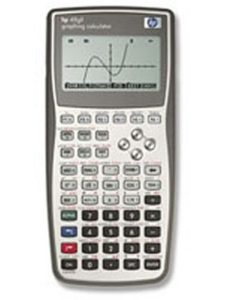 Hewlett Packard calculator  3d graphics