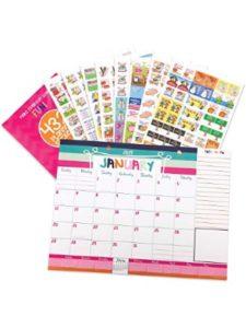 Denise Albright checkbox  calendars