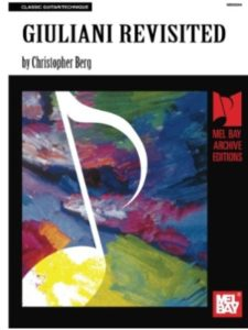 Mel Bay Publications, In. classical  guitar arpeggio techniques