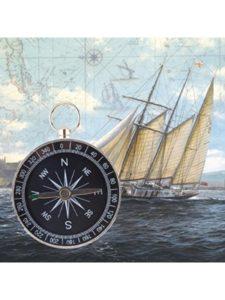 Thailand compass  tattoo stencils