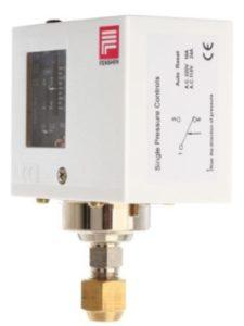 FS Industries, Inc. condenser  low pressure switches