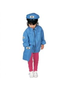 Childrens Factory costume  toddler mail carriers