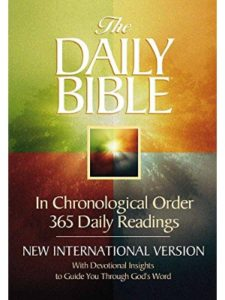 Harvest House Publishers daily  bible histories