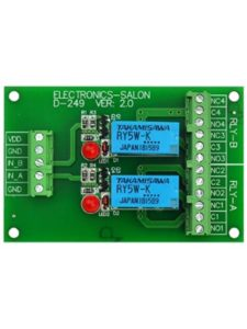 Electronics-Salon datasheet  relay switches