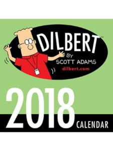 Andrews McMeel Publishing dilbert 2018  box calendars