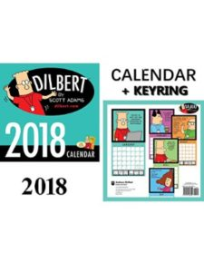 BROWNTROUT PUBLISHERS dilbert 2018  box calendars