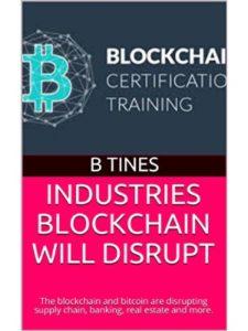 amazon disruption  blockchain technologies