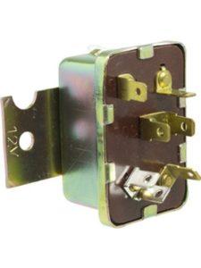 Wells dodge magnum  starter relays