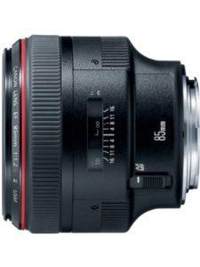 Canon dslr  camera blur effects