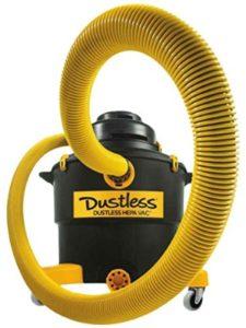 Dustless Technologies hepa vac