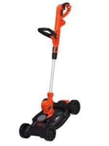 Black & Decker    electric mower trimmers