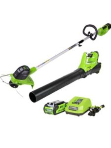 GreenWorks    electric mower trimmers