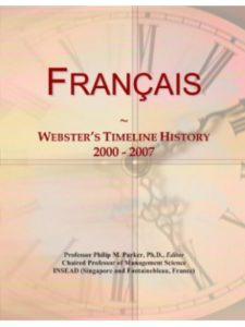 ICON Group International, Inc. en francais  timelines