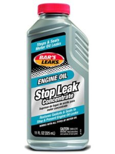 Bar's Leaks engine concentrate  oil stop leaks