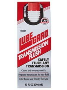 Lubegard   engine flushes with atf
