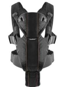BABYBJORN ergo front carry facing  baby carriers