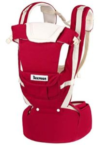 Beemoon ergo front carry facing  baby carriers
