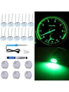 ECCPP erratic  speedometers