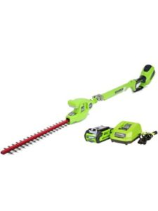 Sunrise Global Marketing, LLC extended reach  electric hedge trimmers