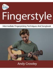 CreateSpace Independent Publishing Platform    finger picking guitar techniques