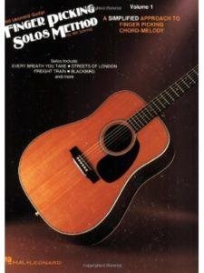 Hal Leonard    finger picking guitar techniques