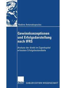Deutscher Universitätsverlag framework  ifrs accountings