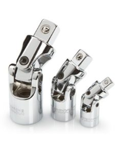 TEKTON gator grip 3pc  universal socket sets