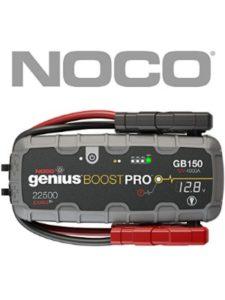 NOCO golf  flight trackers