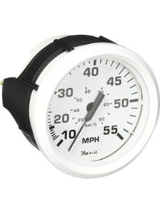 Faria graphic  speedometers