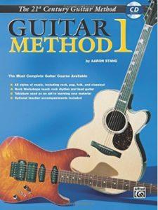 Alfred Music    guitar method 1 aaron stangs