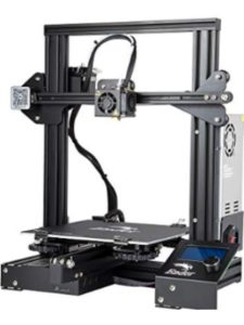 Creality 3D hardware  3d modelings