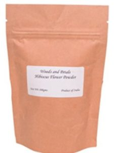 woods and petals    henna glow powders