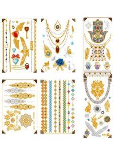 Atia henna  jewelry designs