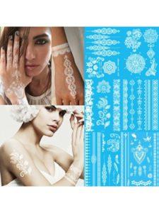 Topway Gift henna  jewelry designs
