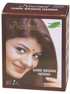 Monsoon Spice Company brown henna