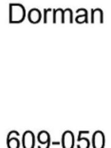 Dorman OE Solutions hhr  transmission control modules