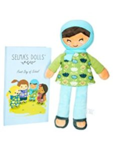 Selma's Dolls high wallflower  school stories