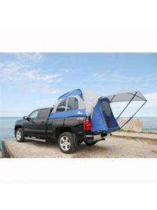 Napier Enterprises homemade  truck bed tents