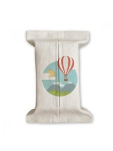 DIYlab hot air balloon pattern  tissue papers